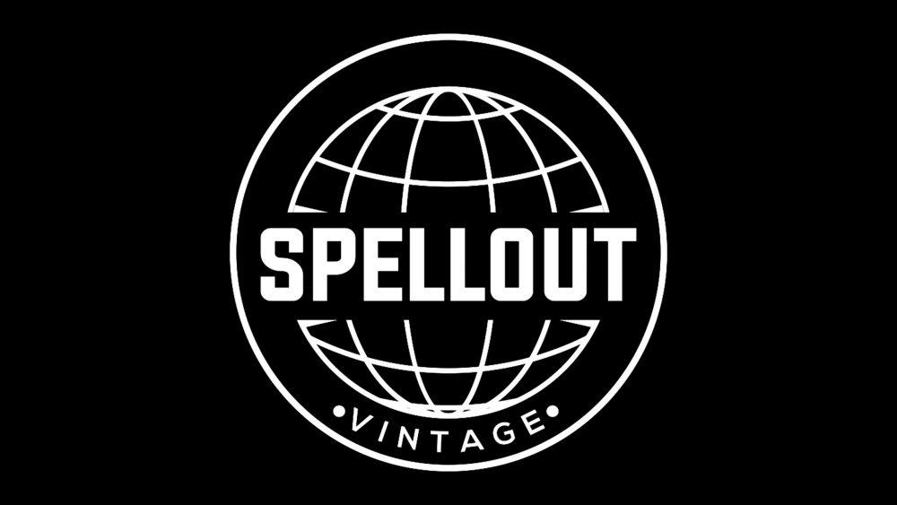 Spellout Vintage Pop-up
