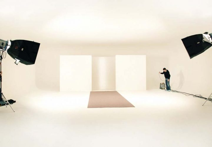 Example of Melbourne based Filmset studio venue hire for video production use
